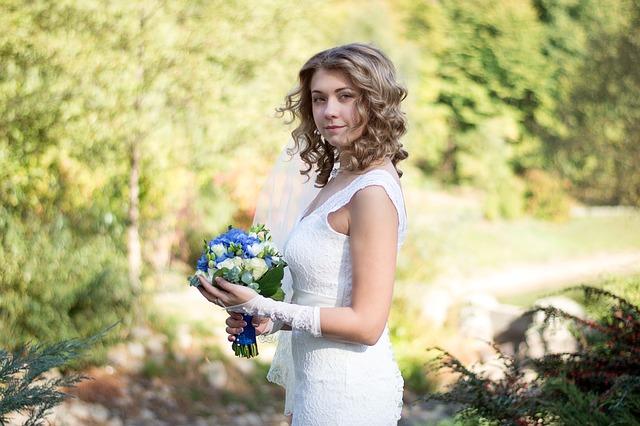 Photo of Zašto mladenka nosi plave detalje?
