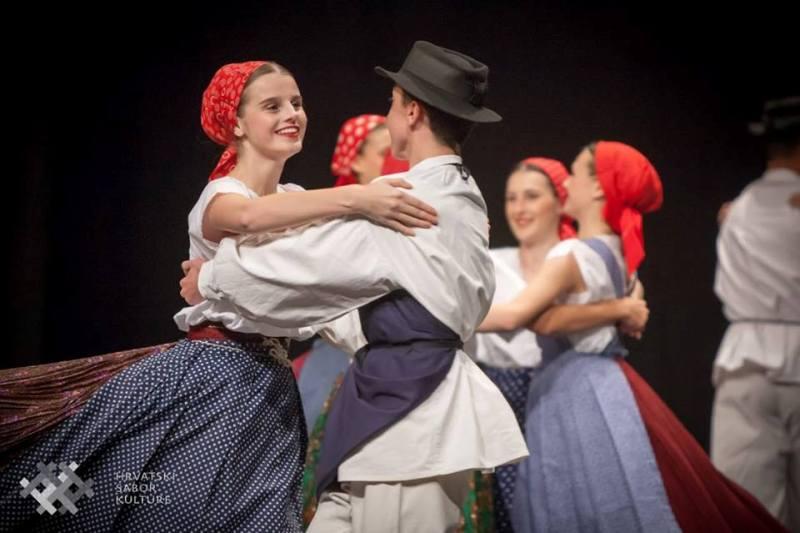 Photo of 24 folklorne skupine na 24. susretu hrvatskih folklornih ansambala i izvornih skupina u Čakovcu i Sisku