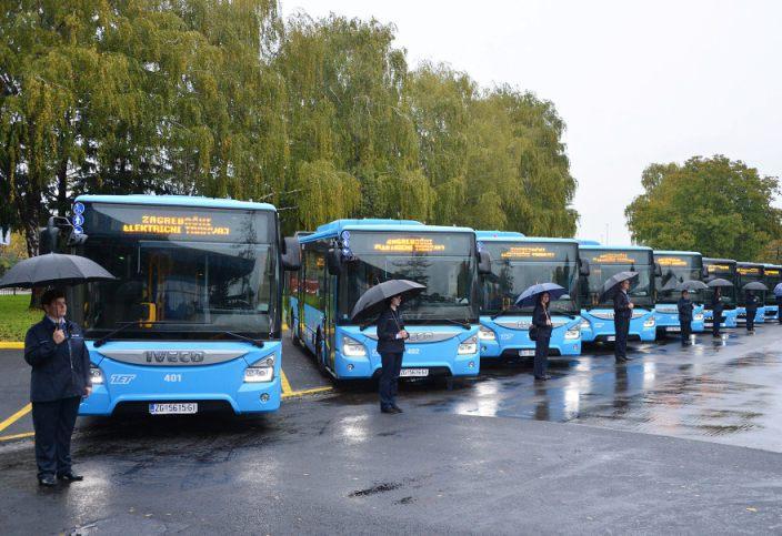 Photo of Zagreb je dobio 15 novih autobusa