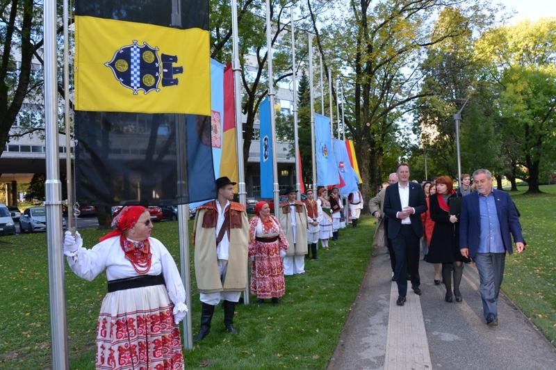 Photo of U Zagrebu je otvoren Park mira i prijateljstva