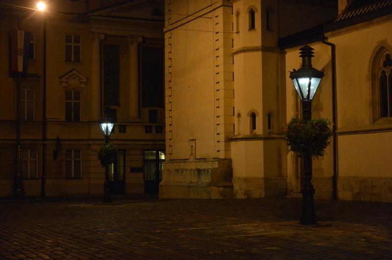 Photo of Na Gornjem gradu puštene u rad dvije replike najstarijih plinskih lanterni