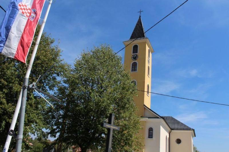Photo of SIMBOL STRADANJA I USKRSNUĆA: Crkva Sv. Križa u Vagancu dva puta je srušena i ponovno sagrađena