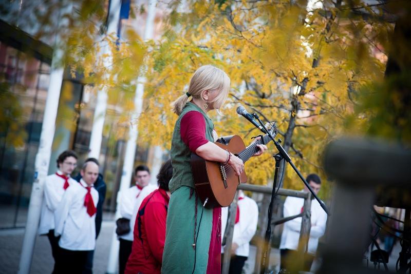 """Photo of Festival """"Dani kravate"""" kulminirao proslavom na Europskom trgu"""