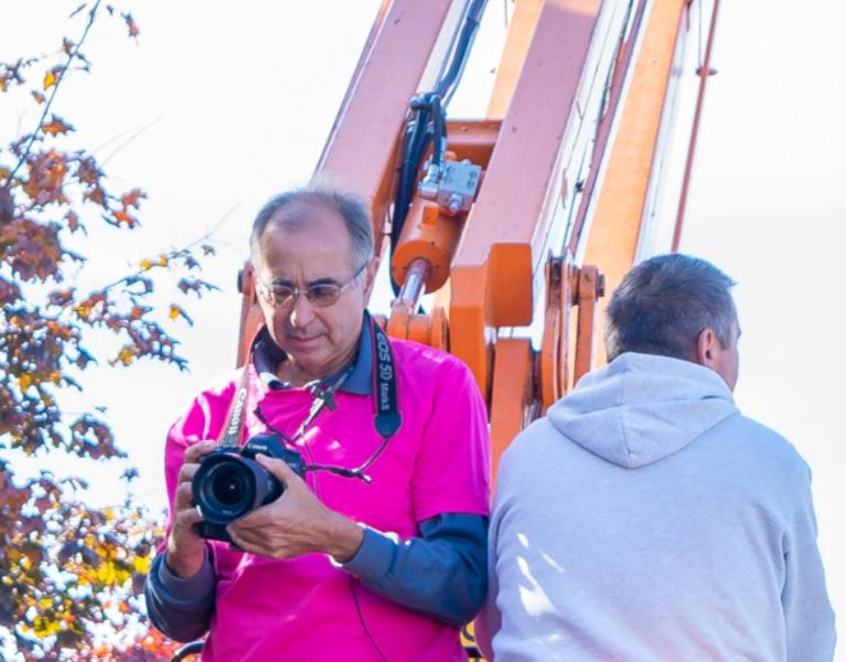 Photo of STRIKOMANOV MILENIJSKI SVIJET: Šime Strikoman snimio je milenijsku fotografiju u čast Nikole Tesle!