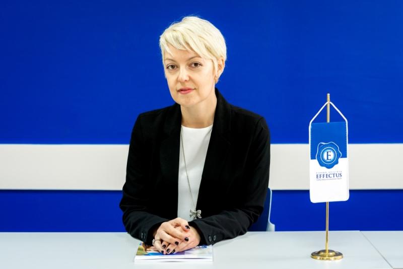 Photo of Jelena Uzelac iz Otočca je nova dekanica EFFECTUS-a