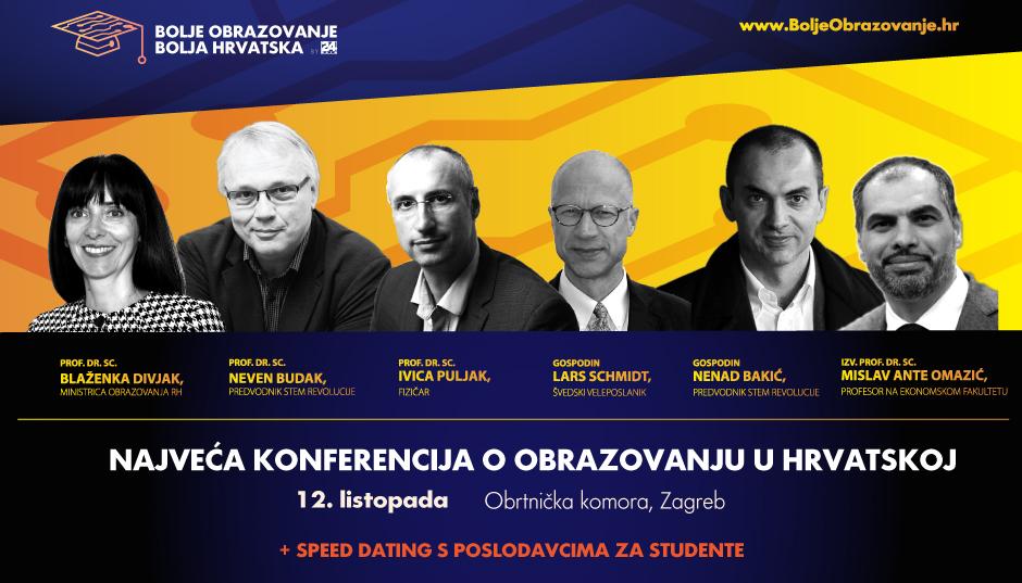 Photo of Najveća konferencija o obrazovanju u Hrvatskoj održava se 12. listopada