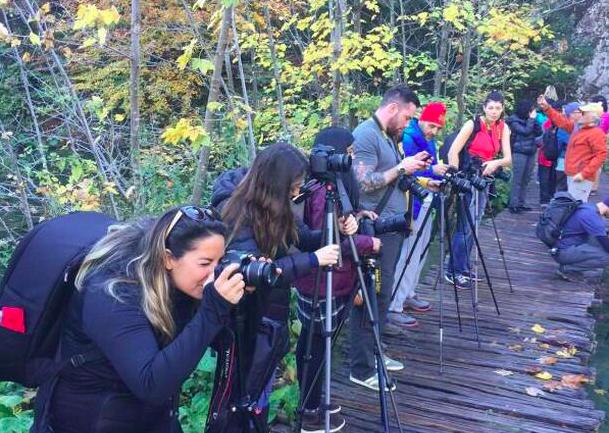 Photo of Plitvice Times: 20 svjetskih fotografa trenutno boravi na Plitvicama, obići će i Rastoke