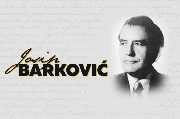 Photo of Lički književnici: Josip Barković samozatajni književnik