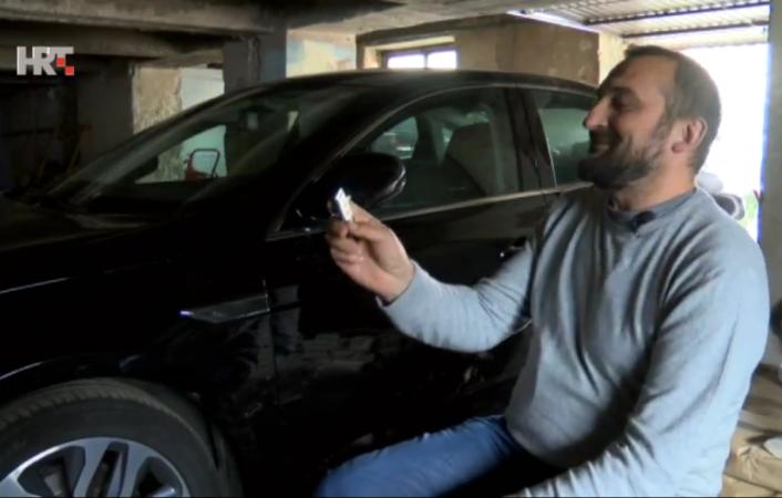 """Photo of ANTE KOVAČ U LABIRINTU: """"Mislio sam da je ovo mobitel, a ne ključ…ni dan-danas ne znam kako se pali"""""""