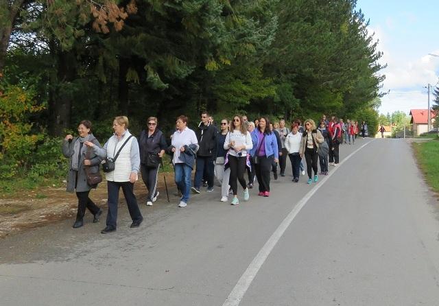 Photo of Uređenje hodačke staze u šumi Jasikovac