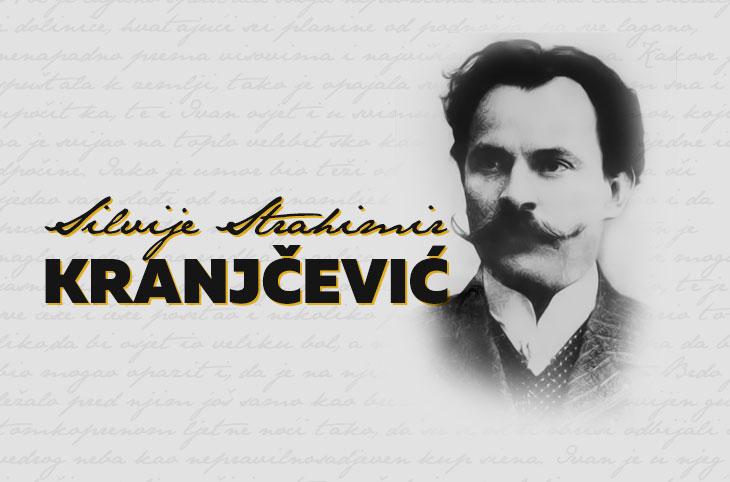 Photo of LIČKI KNJIŽEVNICI: Silvije Strahimir Kranjčević