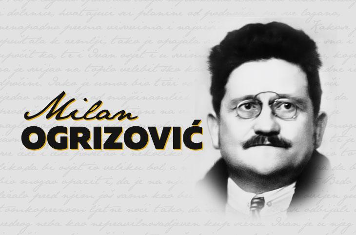 Photo of LIČKI KNJIŽEVNICI: Milan Ogrizović velikan hrvatske drame