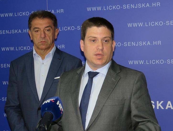 Photo of Ministar Butković i župan Milinović održali sastanak o prometnim projektima na području županije