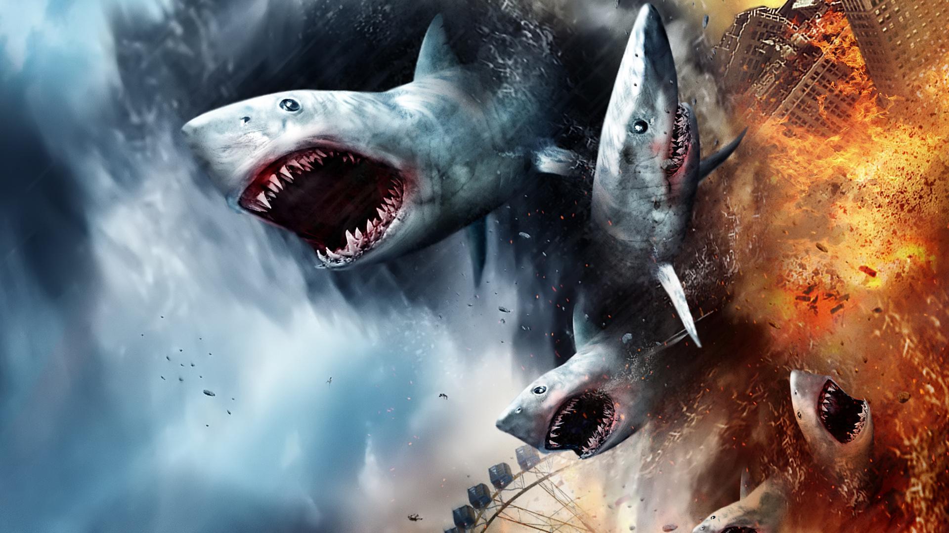 Photo of Recenzija filma SHARKNADO 5: Film uzrokuje mentalna oštećenja