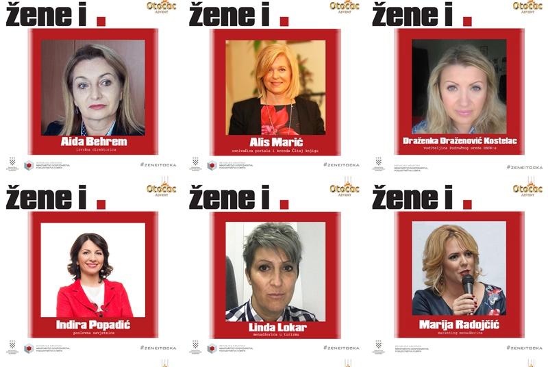 """Photo of ADVENT U OTOČCU: Upoznajte uspješne poduzetnice na međunarodnoj konferenciji """"ŽENE I TOČKA!"""""""