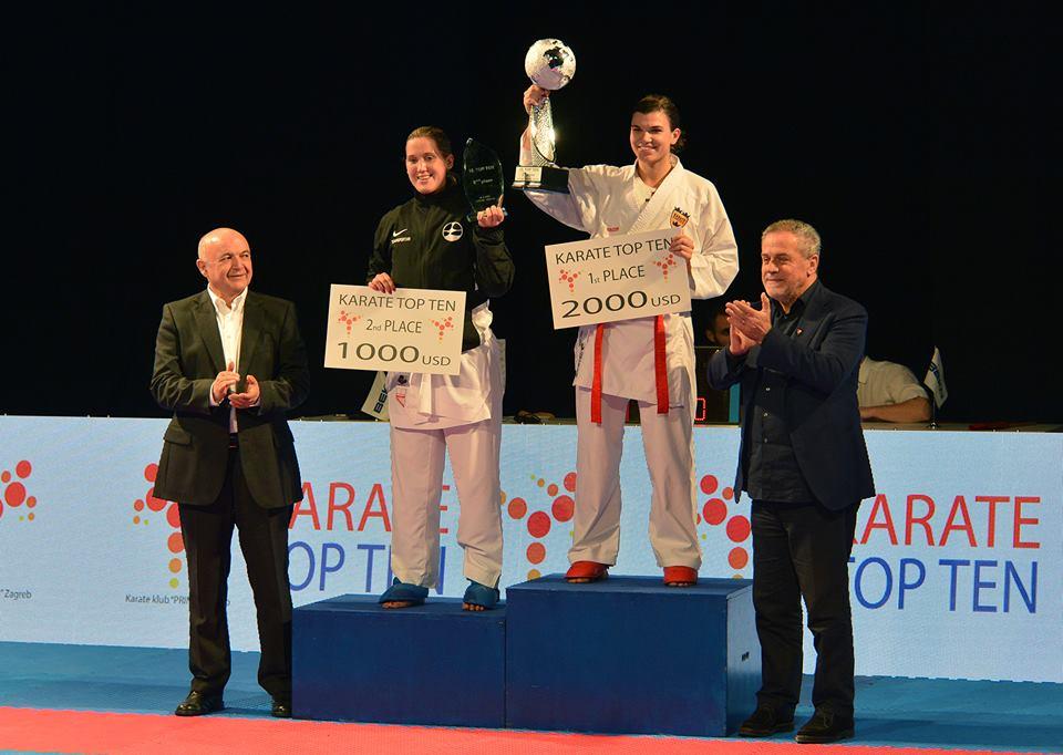 Photo of Zagreb Karate Fest TOP TEN – najjači ženski turnir na svijetu!