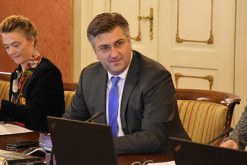 """Photo of Predsjednik Vlade: """"Prijedlog državnog proračuna je realan i solidaran, a reflektira prioritete iz Programa Vlade"""""""