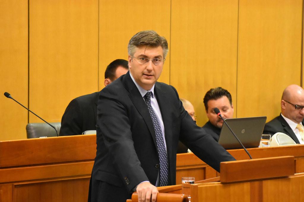 Photo of Predsjednik Vlade Andrej Plenković predstavio u Saboru opće okvire Prijedloga državnog proračuna za 2018.