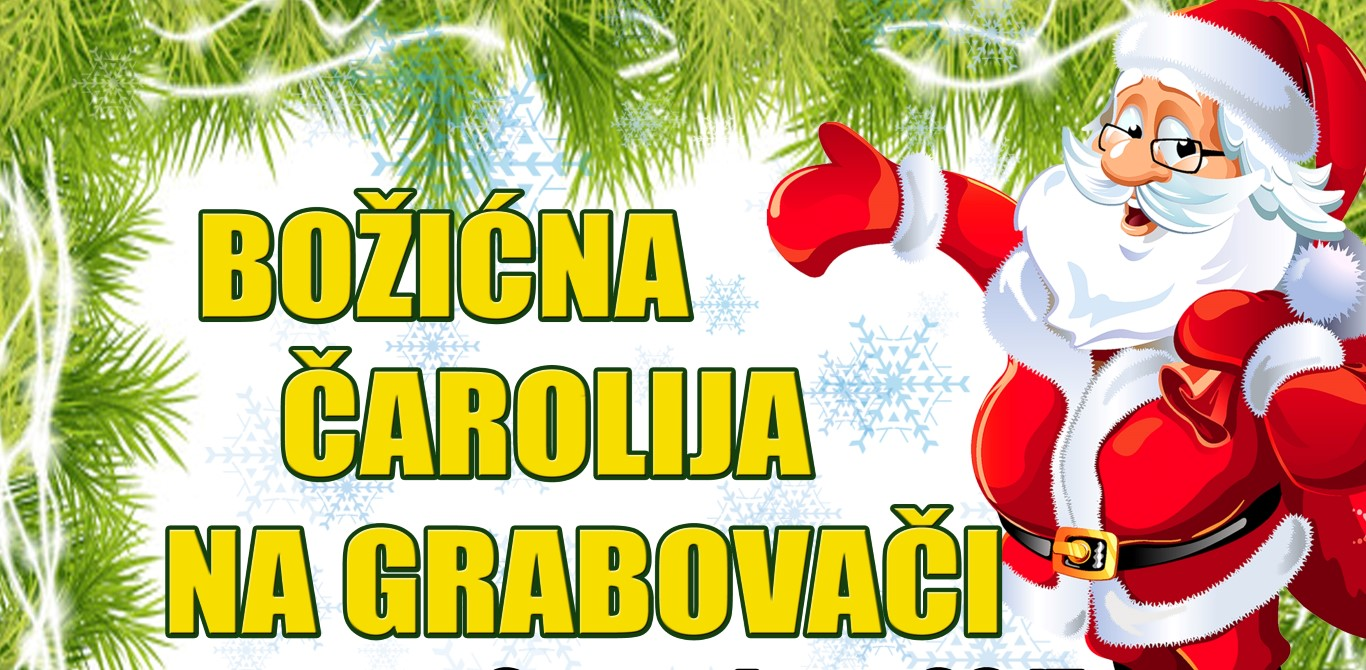 Photo of Prve adventske subote Djed Božićnjak dolazi na Grabovaču