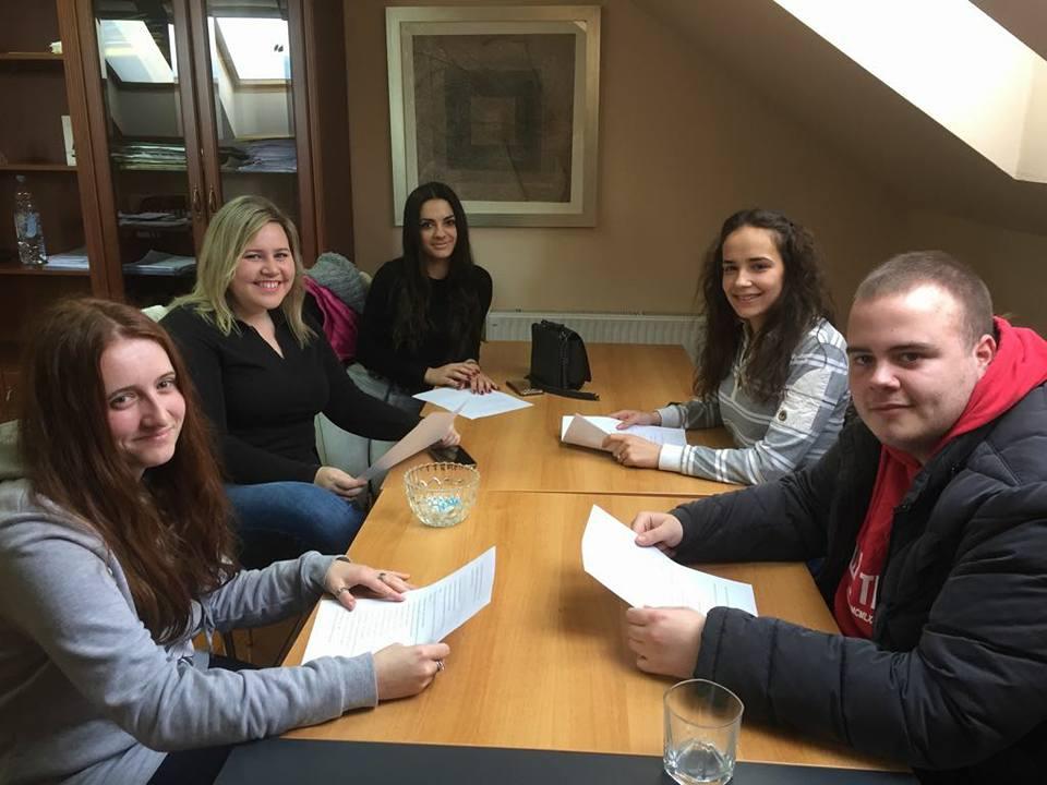 Photo of ZA USPJEŠNU REALIZACIJU PROJEKTA: Studenti Veleučilišta u Gospiću nagrađeni putovanjem u Bruxelles!