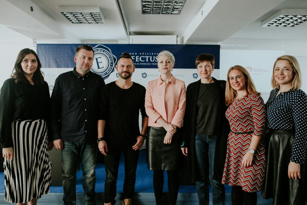 Photo of S 8. EFFECTUS FORUMA: Zaštita autorskih prava najbolji je temelj napretka hrvatske glazbene industrije