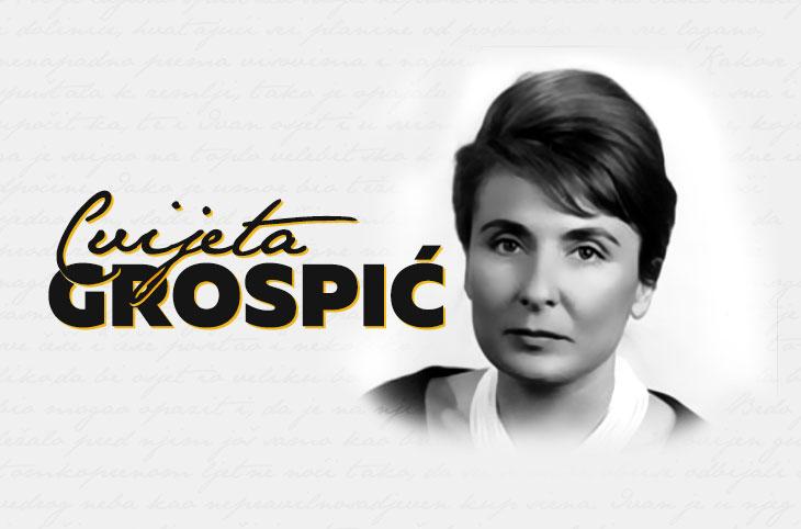 Photo of LIČKI KNJIŽEVNICI: Cvijeta Grospić