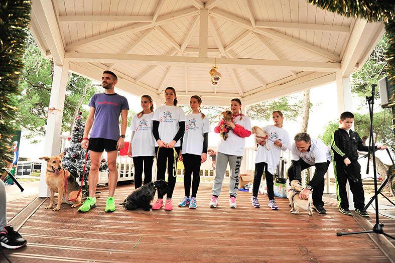 Photo of 7. ADRIA ADVENT MARATHON: Utrka šapa za Dominikov osmijeh!