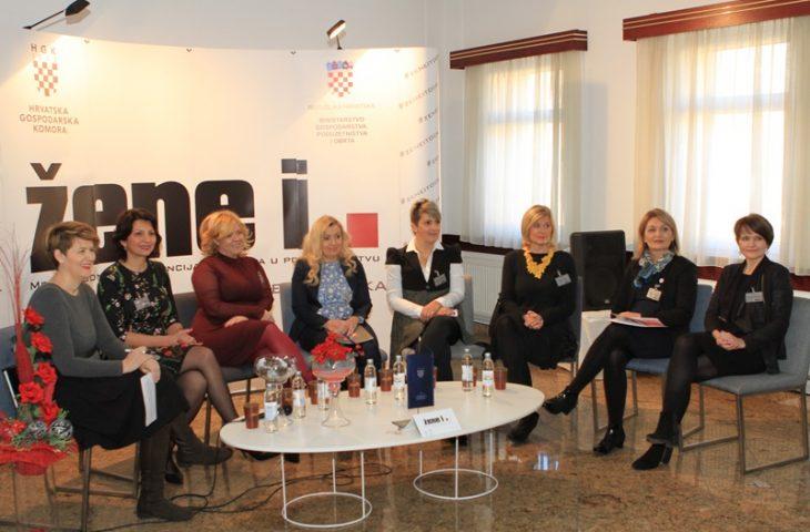 """Photo of VELIKO PRIZNANJE: Konferencija """"ŽENE I TOČKA"""" sudjeluje u projektu o ravnopravnosti spolova u Hrvatskoj!"""