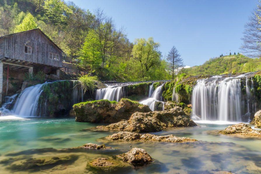 Photo of Rijeka UNA – mlađa sestra Plitvičkih jezera?