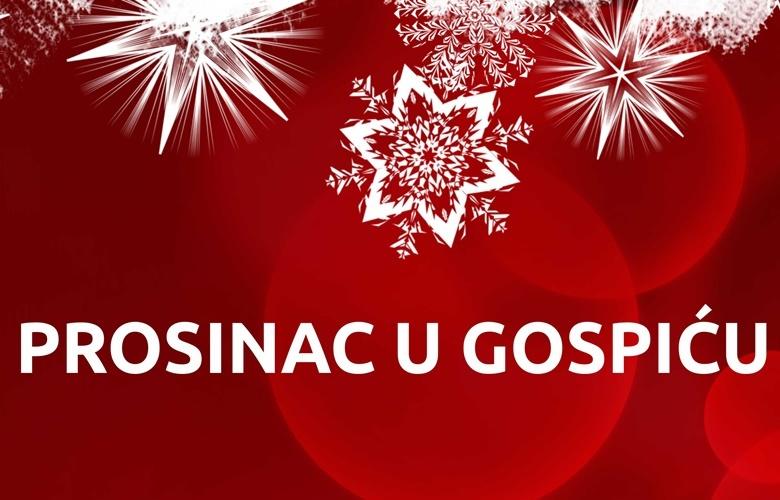 Photo of Bogati program PROSINCA U GOSPIĆU nudi za svakoga ponešto, uskoro i ZIMSKI SAJAM!