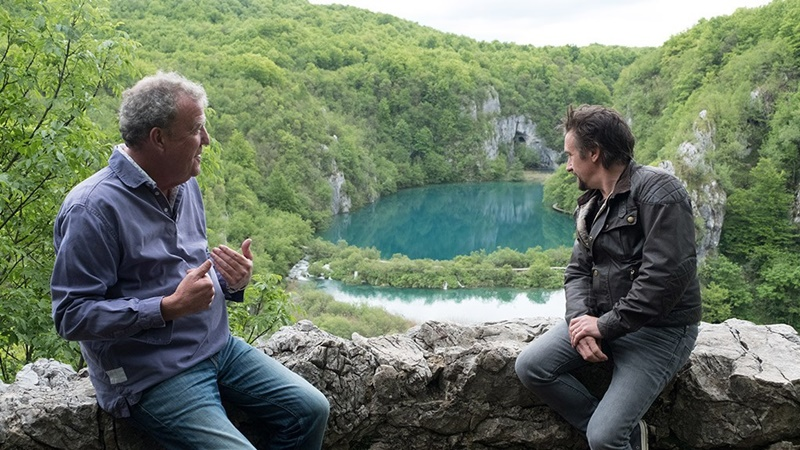 Photo of THE GRAND TOUR: Sutra će biti prikazana epizoda koja je snimana na Plitvičkim jezerima!