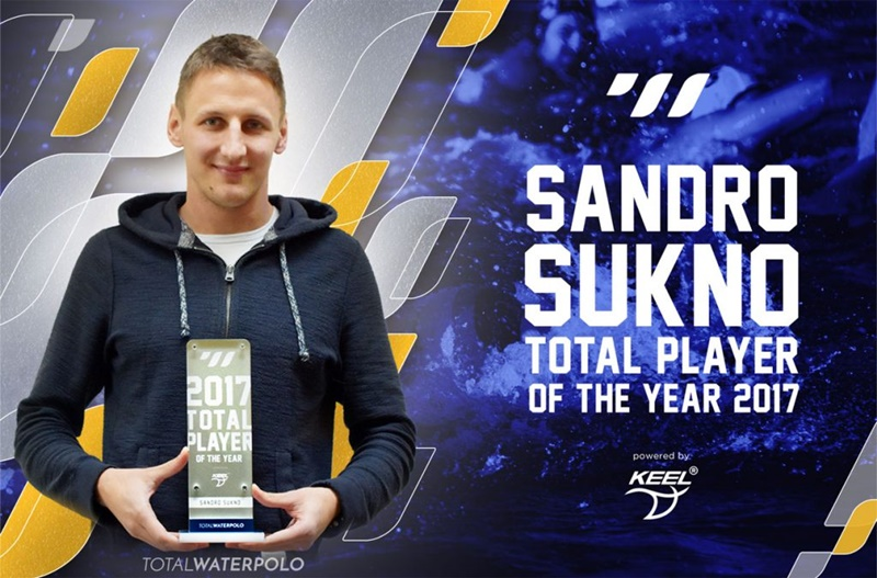 Photo of Sandro Sukno proglašen najboljim igračem na svijetu!