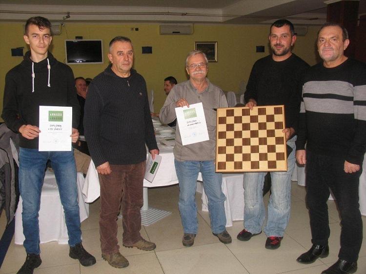 Photo of Božićni šahovski turnir posvećen preminulom hrvatskom branitelju Paji Šimiću – Conjaru