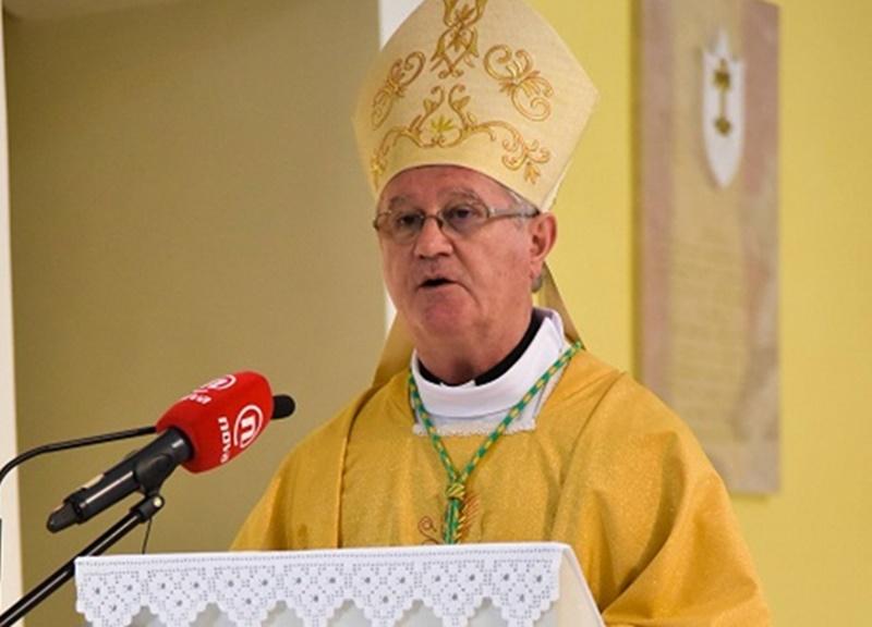 Photo of Božićna poslanica gospićko-senjskog biskupa Zdenka Križića