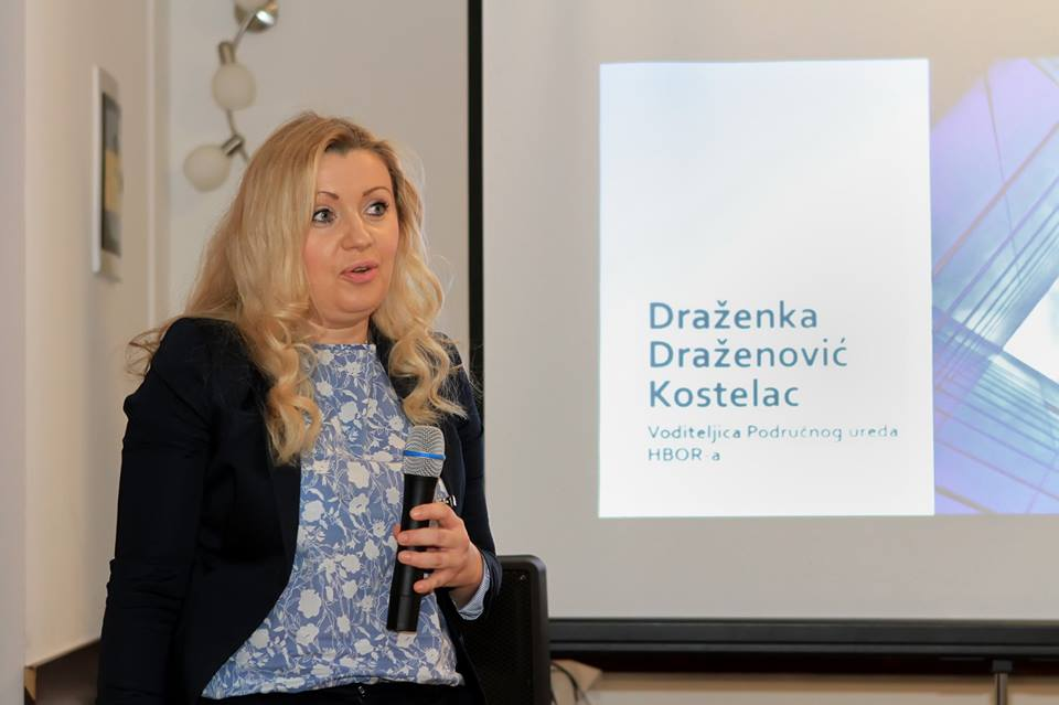 Photo of INTERVIEW Ličanka iz Brinja Draženka Draženović Kostelac kao primjer uspješne poslovne žene