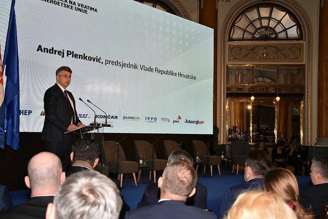 """Photo of Predsjednik Vlade: """"Realizacijom LNG terminala, Hrvatska bi imala znatno važniju ulogu u energetskoj politici Europe"""""""