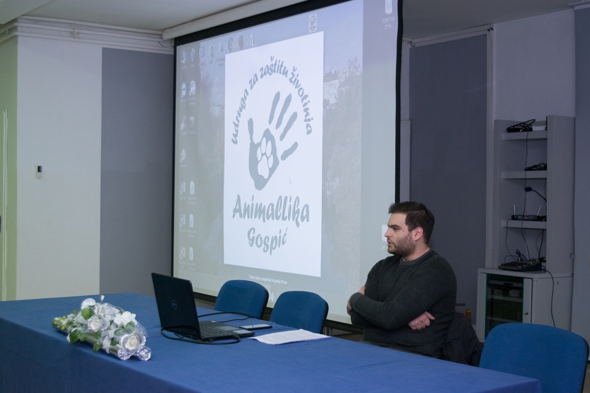 Photo of FOTO: U Gospiću je osnovana udruga za zaštitu životinja AnimalLika