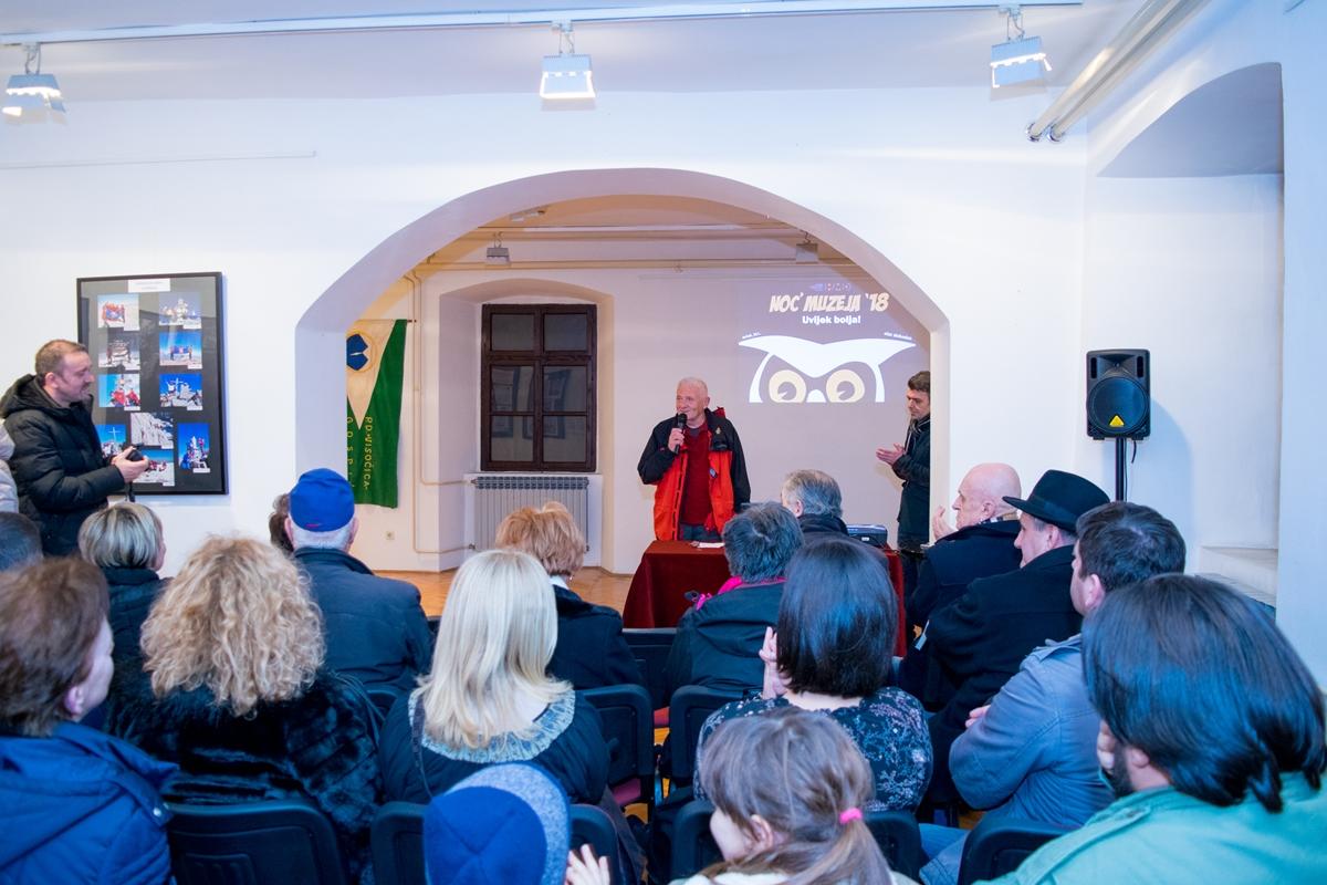 Photo of FOTO: Trinaesta NOĆ MUZEJA održana u Gospiću na dvije lokacije