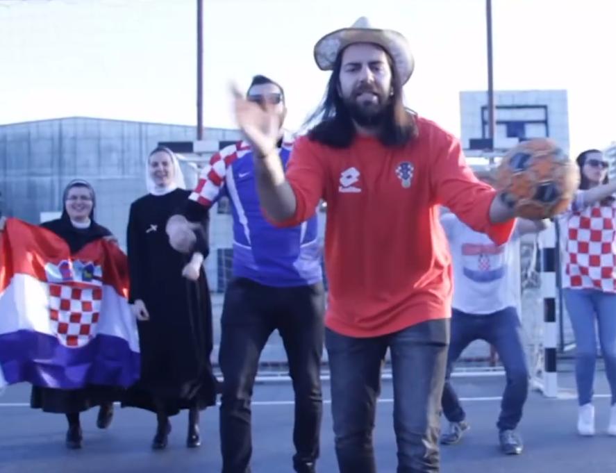 """Photo of """"Naprijed, kauboji"""" – Ante Cash i Rafo snimili novu navijačku himnu!"""