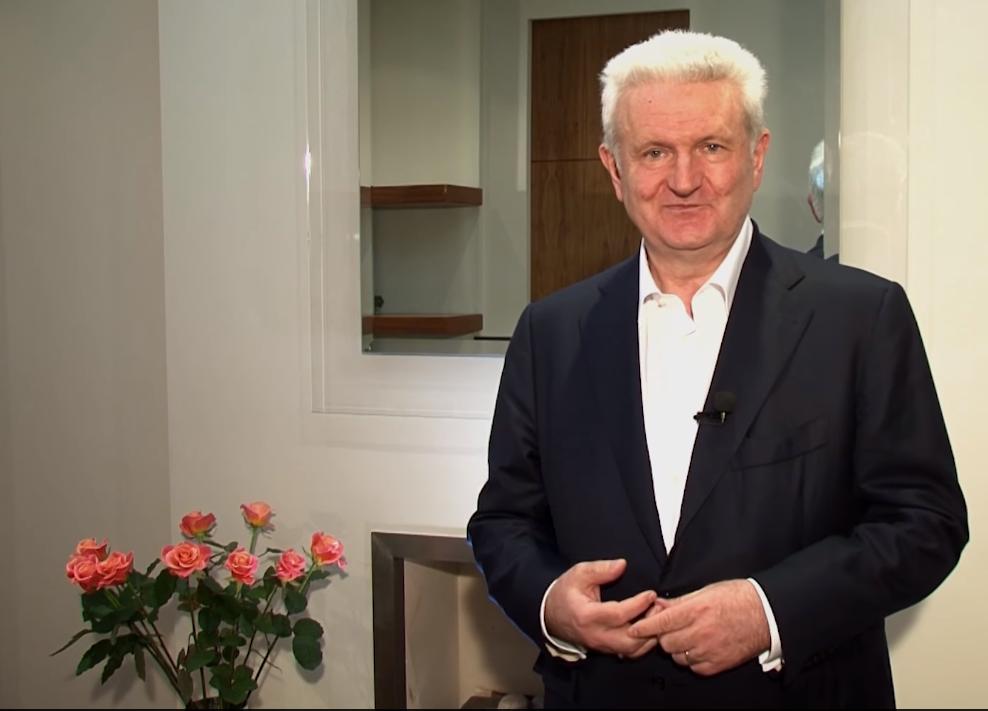 Photo of VIDEO: Ivica Todorić je pokrenuo YouTube kanal, danas počinje s emitiranjem!