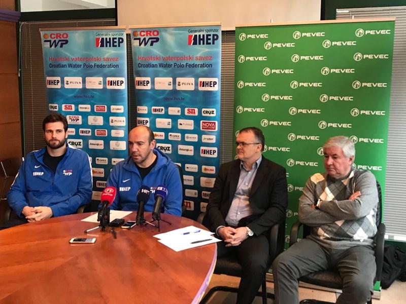 Photo of Hrvatska vaterpolska reprezentacija predstavila svoje aktivnosti u narednim mjesecima