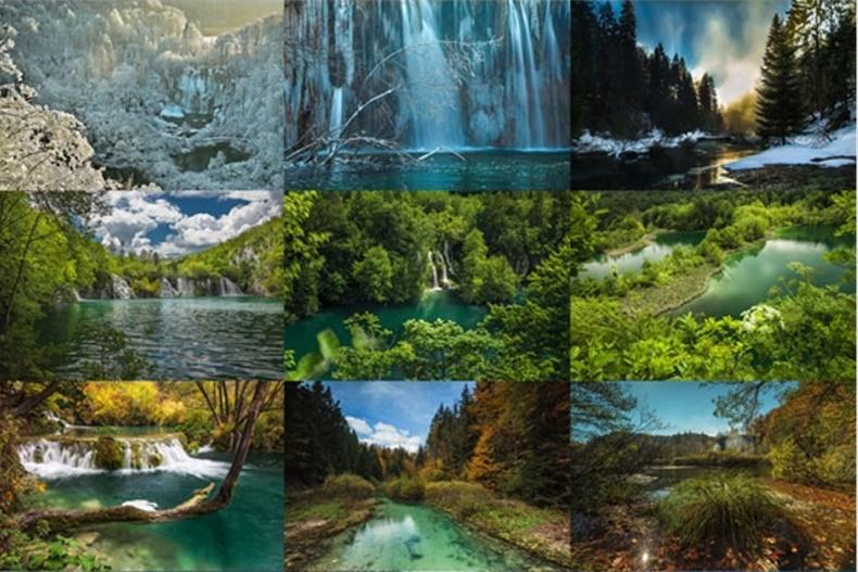 Photo of Uživajte u svakom danu nove godine uz jedinstveni kalendar s motivima Plitvičkih jezera!