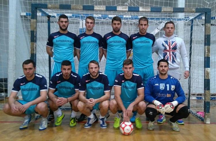 Photo of Ekipa Rapogradnje ostvarila sinoć dvije pobjede na malonogometnom turniru u Gospiću