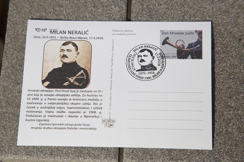 Photo of FOTO: U Slunju obilježena stota godišnjica smrti Milana Neralića