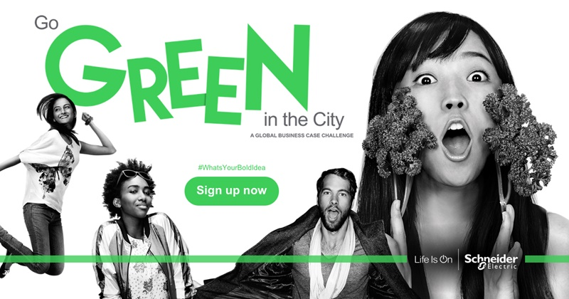 Photo of Schneider Electric pokreće natjecanje za studente: Go Green in the City 2018