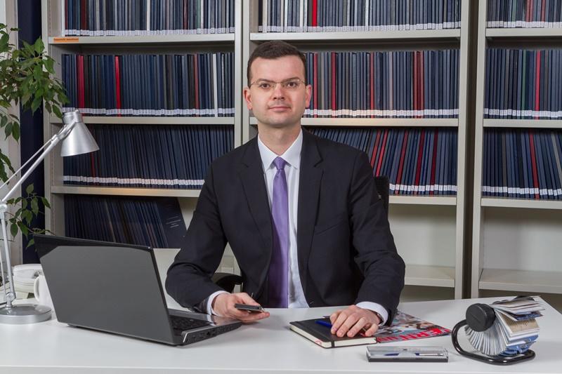Photo of Ivo Ivančić je novi glavni direktor Veleučilišta VERN'