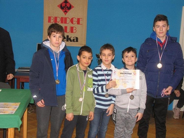 Photo of Mladi gospićki šahisti osvojili treće mjesto u poluzavršnici prvenstva u Rijeci