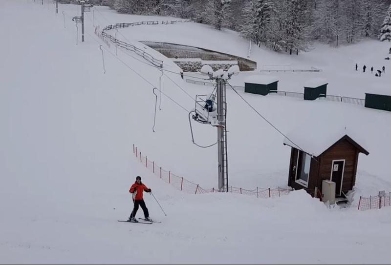 Photo of VIDEO: Otvoreno je skijalište na Mukinjama!