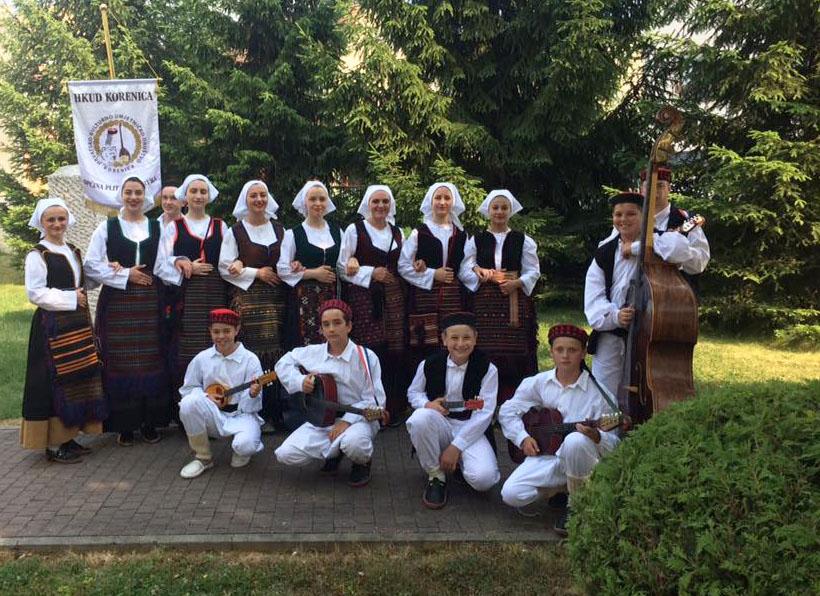 Photo of Folklorna večer u Korenici!