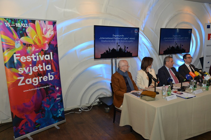 Photo of Najavljen Festival svjetla Zagreb 2018.